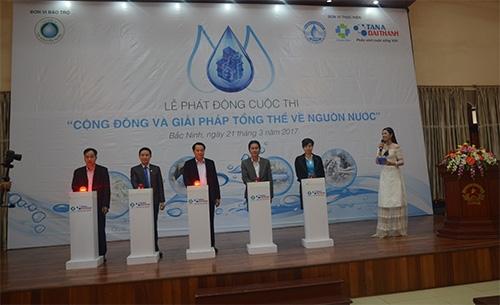 """Chính thức phát động cuộc thi """"Cộng đồng và Giải pháp tổng thể về nguồn nước"""" 2"""