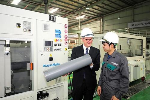 Tập đoàn Tân Á Đại Thành: Chuyện chiếc bồn nước đến Tập đoàn ngàn tỷ 4