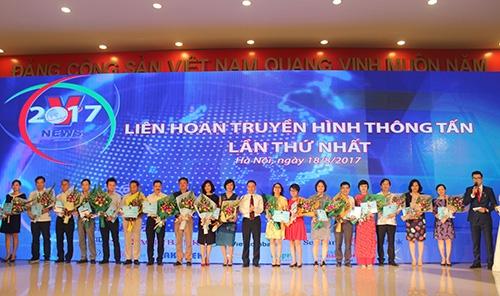 Tập đoàn Tân Á Đại Thành đồng hành cùng Liên hoan Truyền hình Thông tấn 2017