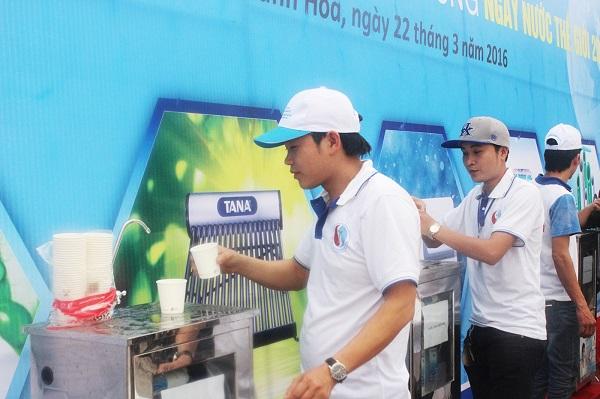 Tập đoàn Tân Á Đại Thành đồng hành cùng Ngày nước Thế giới 2016 4