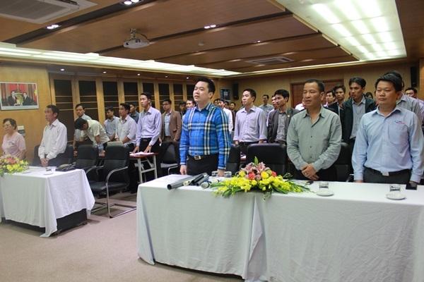 Tập đoàn Tân Á Đại Thành ra mắt Ban lãnh đạo Công ty Cổ phần Nhựa Stroman Việt Nam 1