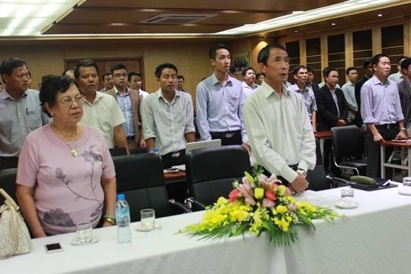 Tập đoàn Tân Á Đại Thành ra mắt Ban lãnh đạo Công ty Cổ phần Nhựa Stroman Việt Nam 2