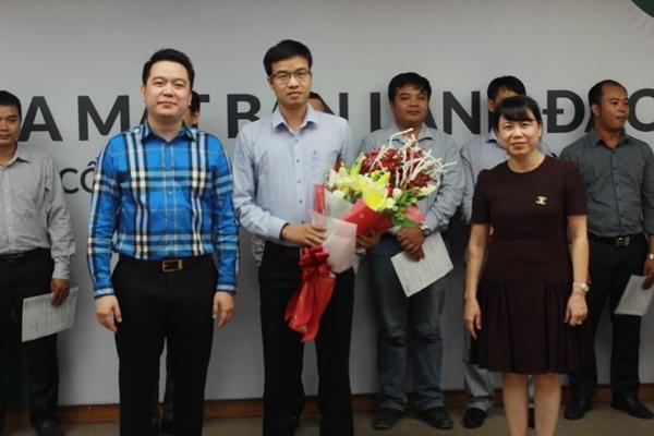 Tập đoàn Tân Á Đại Thành ra mắt Ban lãnh đạo Công ty Cổ phần Nhựa Stroman Việt Nam 5