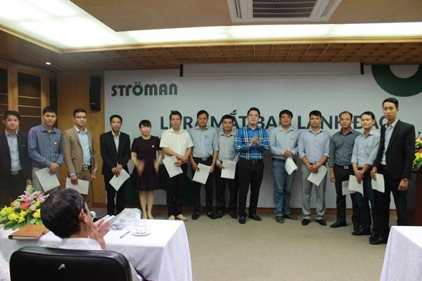 Tập đoàn Tân Á Đại Thành ra mắt Ban lãnh đạo Công ty Cổ phần Nhựa Stroman Việt Nam 6