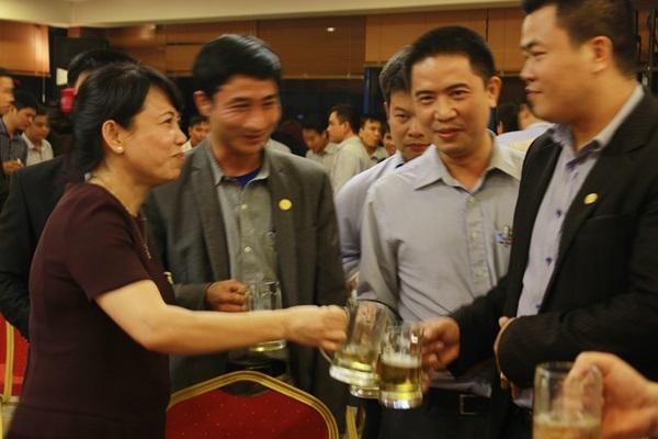 Tập đoàn Tân Á Đại Thành ra mắt Ban lãnh đạo Công ty Cổ phần Nhựa Stroman Việt Nam 7