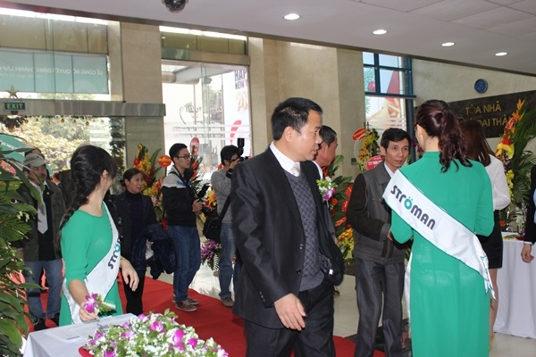 Tập đoàn Tân Á Đại Thành tổ chức lễ công bố quyết định thành lập Công ty CP nhựa Stroman Việt Nam và Chủ tịch HĐQT đón nhận huân chương lao động hạng 3 3