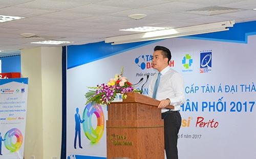 Tập đoàn Tân Á Đại Thành tổ chức thành công Lễ ra mắt Bộ sản phẩm cao cấp Tân Á Đại Thành dành cho Nhà phân phối 2017 6