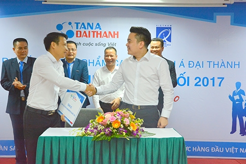 Tập đoàn Tân Á Đại Thành tổ chức thành công Lễ ra mắt Bộ sản phẩm cao cấp Tân Á Đại Thành dành cho Nhà phân phối 2017 9
