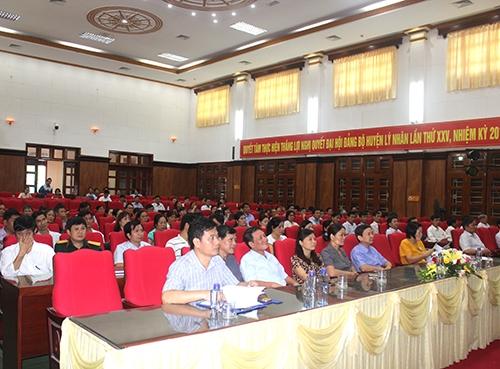 Chương trình Phồn vinh cuộc sống Việt của Tập đoàn Tân Á Đại Thành thu hút sự quan tâm, hưởng ứng của đông đảo người dân, các cơ quan chức năng trên địa bàn huyện Lý Nhân. 4