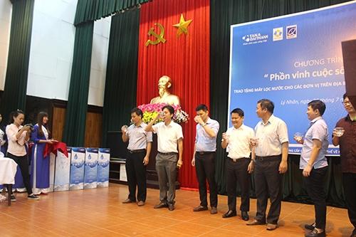 """Tập đoàn Tân Á Đại Thành triển khai chương trình """"Phồn vinh cuộc sống Việt"""" Giai đoạn 2 5"""
