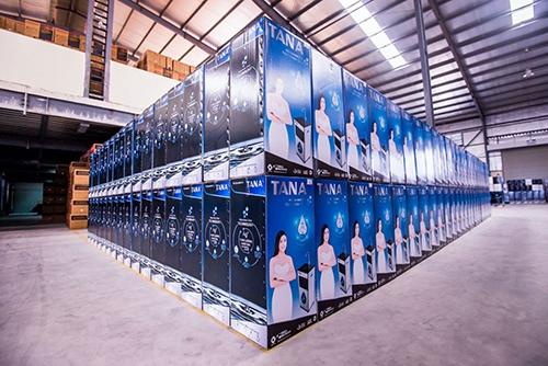 Tập đoàn Tân Á Đại Thành: Trụ vững nhờ đa dạng hóa sản phẩm