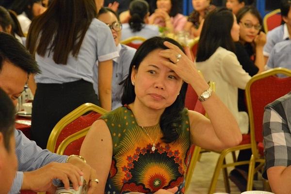 """Tiệc """"Tôn vinh phụ nữ Tân Á Đại Thành"""" nhân ngày 20/10 2"""