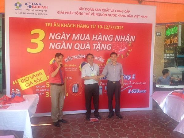 Hoạt động Marketing Trực tiếp tại chi nhánh Kim Sơn