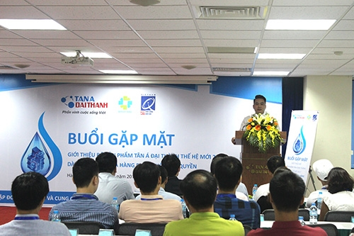 Tổ chức thành công Buổi gặp mặt giới thiệu Bộ sản phẩm Tân Á Đại Thành thế hệ mới 2017 cho các nhà phân phối 1