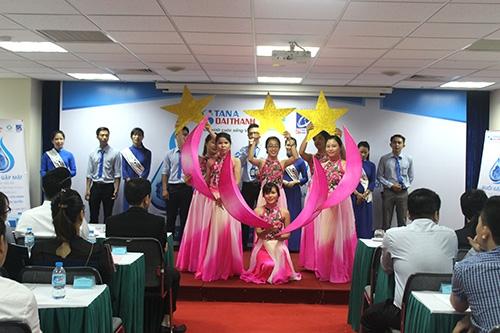 Tổ chức thành công Buổi gặp mặt giới thiệu Bộ sản phẩm Tân Á Đại Thành thế hệ mới 2017 cho các nhà phân phối 3
