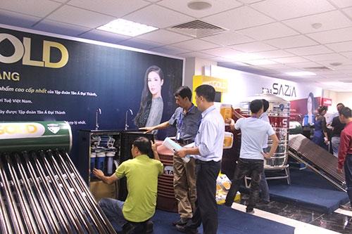 Tổ chức thành công Buổi gặp mặt giới thiệu Bộ sản phẩm Tân Á Đại Thành thế hệ mới 2017 cho các nhà phân phối 5