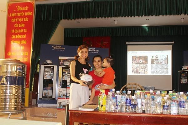 Tưng bừng hội thảo tư vấn sử dụng nước sạch tại tỉnh Hà Nam 1