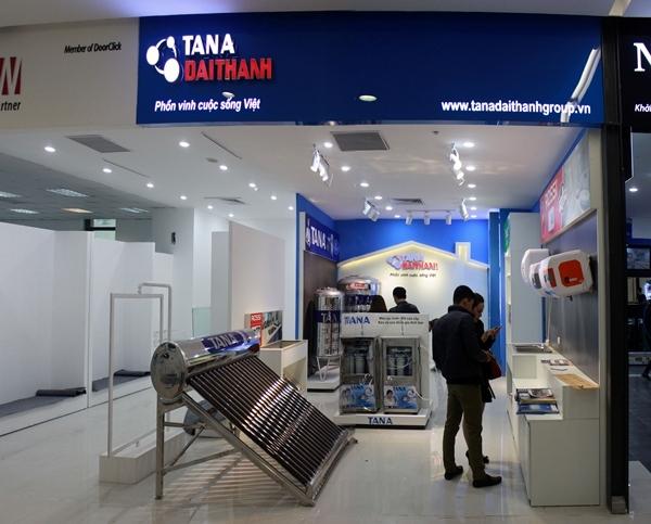 Tưng bừng khai trương showroom sản phẩm Tân Á Đại Thành tại Siêu thị nội thất lớn nhất Việt Nam 4