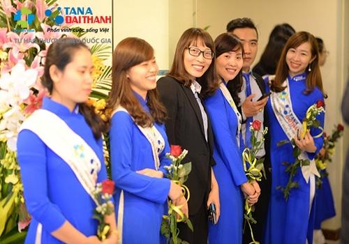 Tưng bừng lễ kỷ niệm 2 năm ngày nhậm chức của Tổng Giám đốc Tập đoàn Tân Á Đại Thành 1