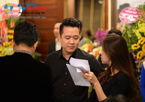 Tưng bừng lễ kỷ niệm 2 năm ngày nhậm chức của Tổng Giám đốc Tập đoàn Tân Á Đại Thành 2