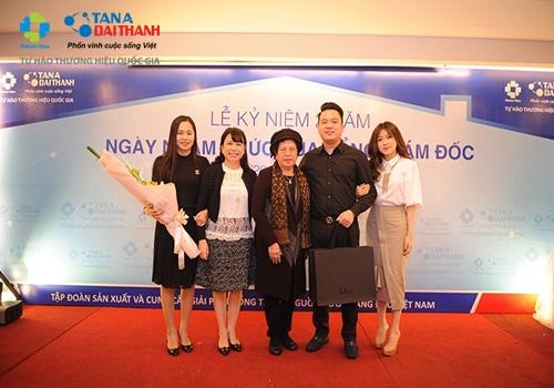 Tưng bừng lễ kỷ niệm 2 năm ngày nhậm chức của Tổng Giám đốc Tập đoàn Tân Á Đại Thành 3