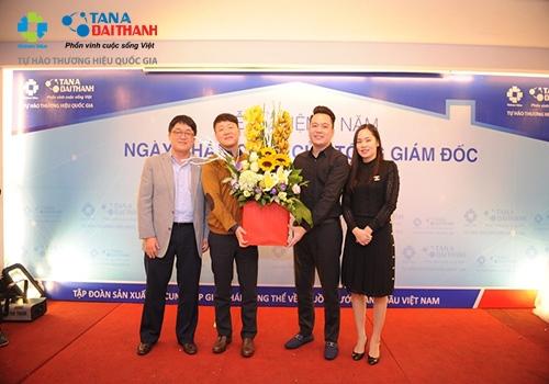 Tưng bừng lễ kỷ niệm 2 năm ngày nhậm chức của Tổng Giám đốc Tập đoàn Tân Á Đại Thành 6
