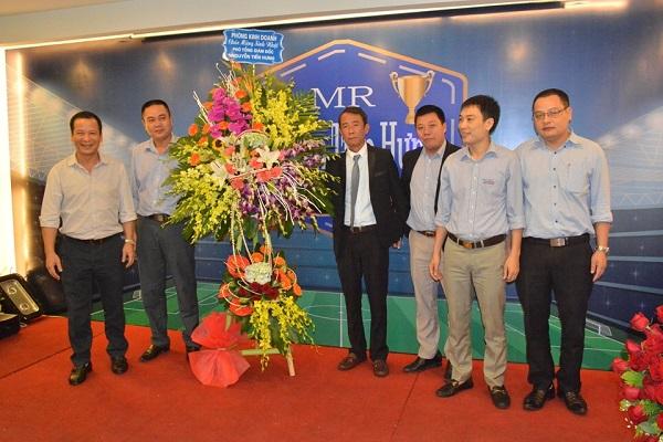 Tưng bừng lễ kỷ niệm ngày sinh PTGĐ Nguyễn Tiến Hưng 3
