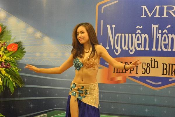 Tưng bừng lễ kỷ niệm ngày sinh PTGĐ Nguyễn Tiến Hưng 4