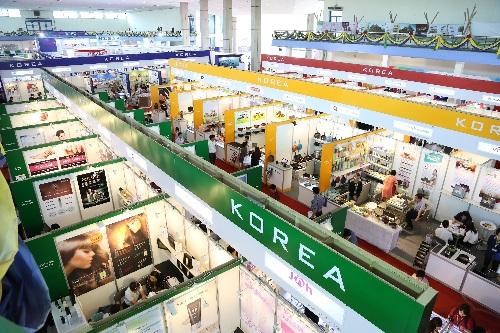 Vietnam Expo - cơ hội giao thương cho doanh nghiệp 2