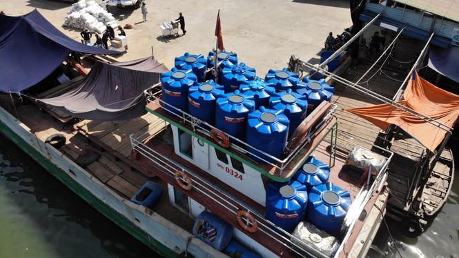 Tân Á Đại Thành tặng quà quý cho Lý Sơn tại Tiền Phong Marathon 2020 2
