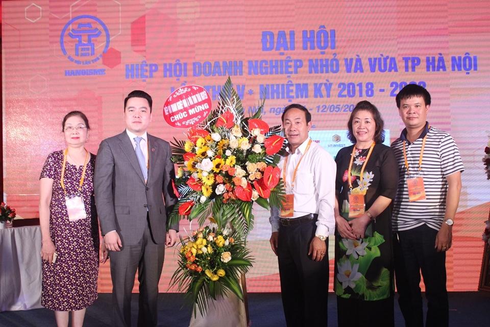TGĐ Nguyễn Duy Chính tái đắc cử vị trí PCT Hanoisme nhiệm kỳ 2018 – 2023.