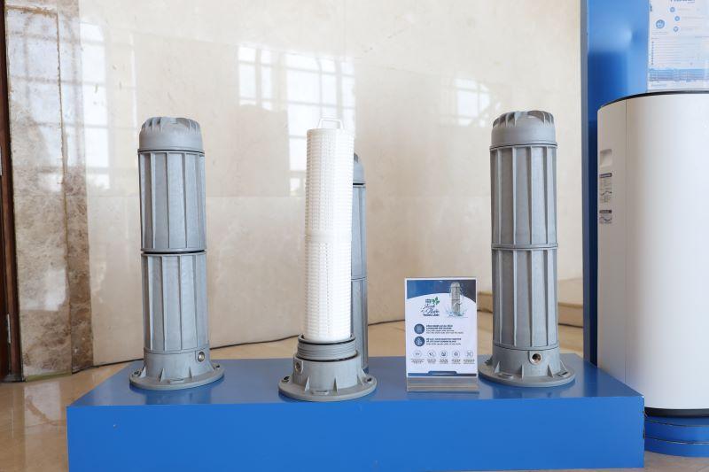 Bộ lọc nước tổng đầu nguồn BELUGA của Tập đoàn Tân Á Đại Thành – Sản phẩm thiết yếu cho mỗi gia đình