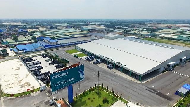 Tân Á Đại Thành mạnh tay đầu tư nhà máy nghìn tỷ sản xuất ống nhựa an toàn