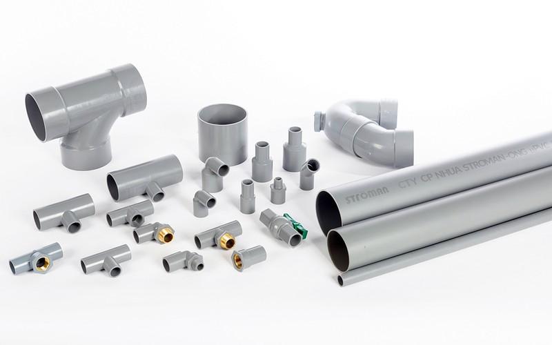 Ống nhựa và phụ kiện Stroman – đồng đều và chính xác