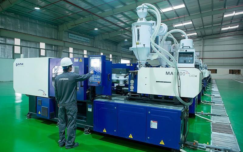 Nhà máy Stroman được đầu tư đồng bộ về dây chuyền công nghệ, máy móc