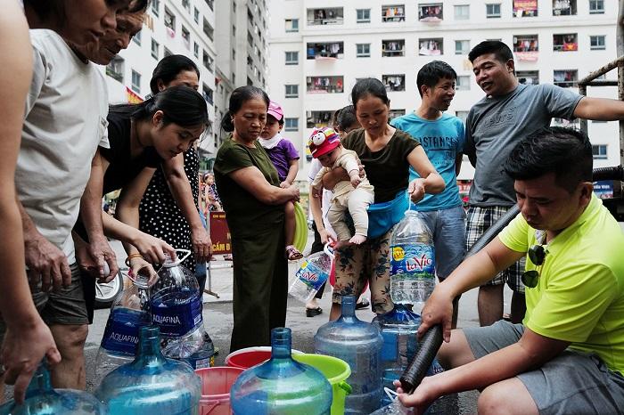 Bí quyết chọn mua bộ lọc nước tổng đầu nguồn cho chung cư