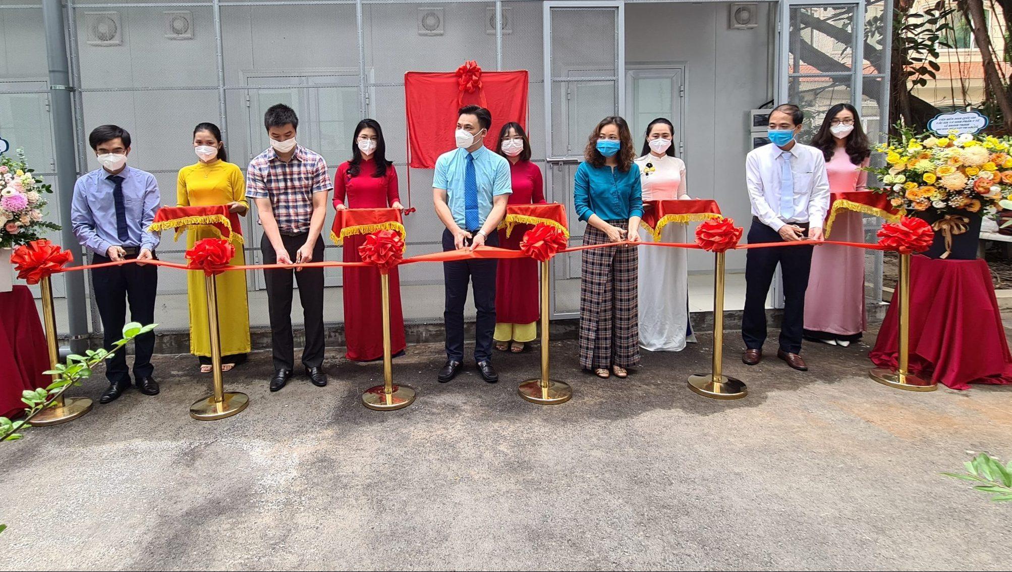 Tân Á Đại Thành hỗ trợ công tác nghiên cứu, kiểm định vắc-xin và sinh phẩm y tế